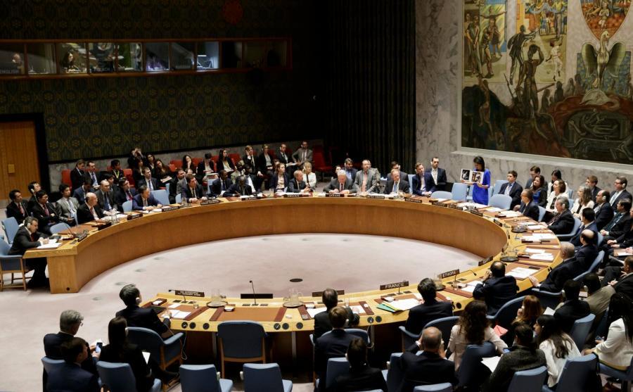 Sesja RB ONZ poświęcona Syrii