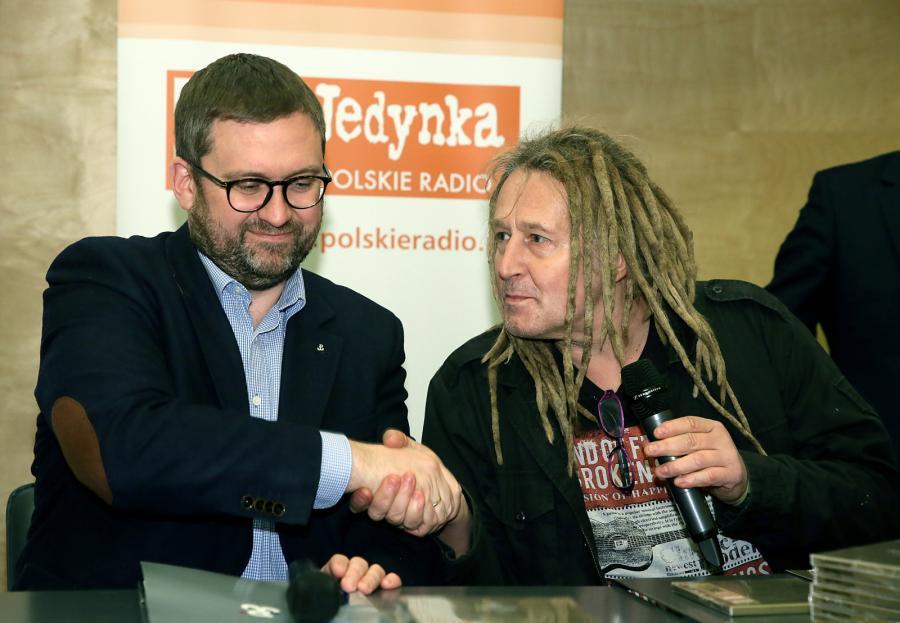 Dariusz Malejonek i Jan Ołdakowki przedstawiają płytę \