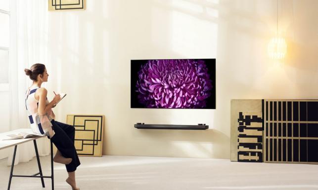 Telewizor w cenie dobrego samochodu. LG przedstawia nowe OLED-y [ZDJĘCIA]