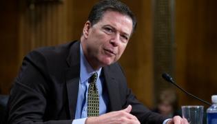 Były szef FBI, James Comey