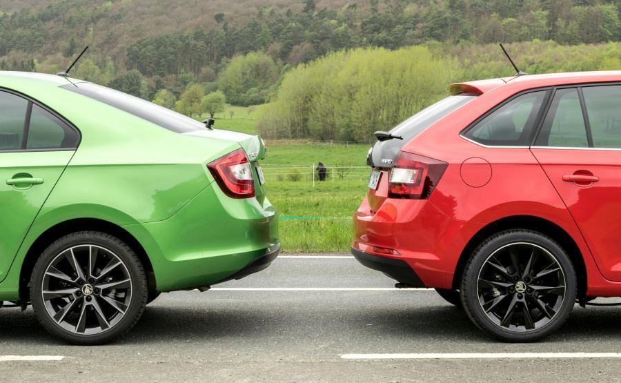 Auta, które nie kosztują majątku, nie błyszczą ozdobnikami i oferują prostą technikę służącą po prostu do jeżdżenia, stały się dziś rzadkością. Do takich samochodów zalicza się Skoda Rapid, która po modernizacji kosztuje mniej niż \