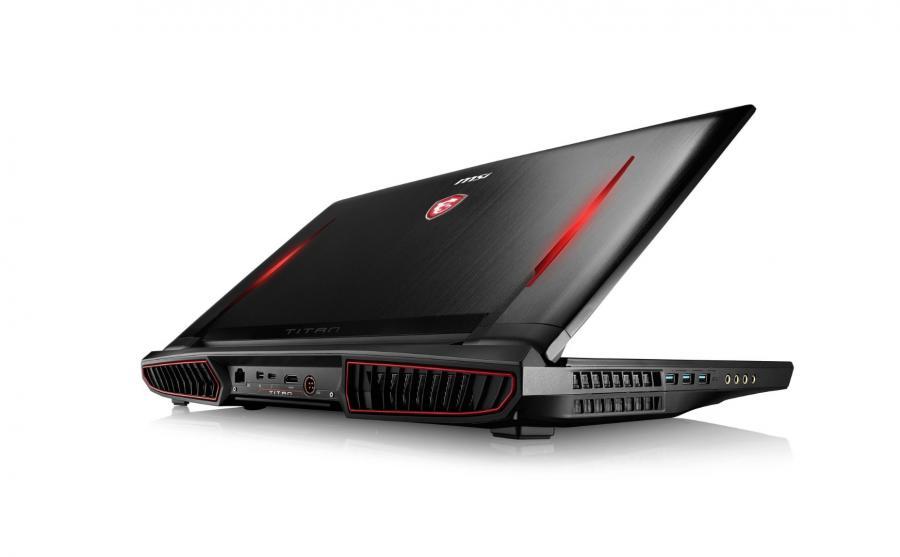 Laptop dla graczy od MSI