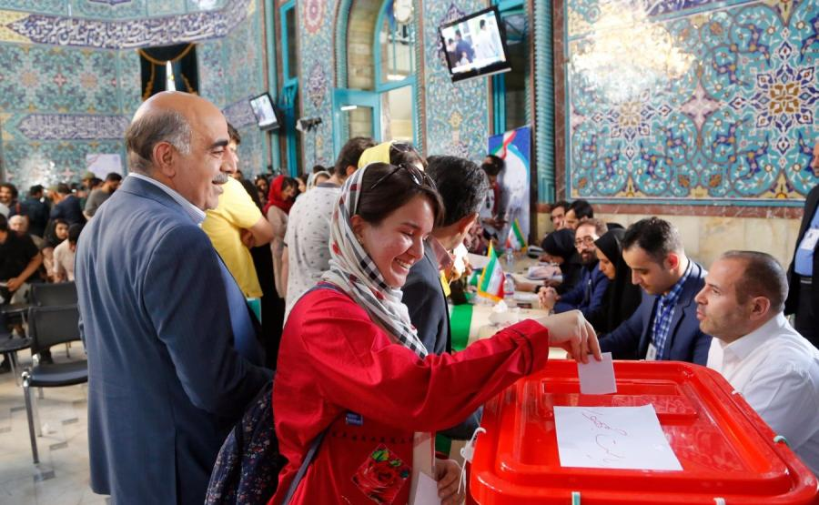 Wybory prezydenckie w Iranie