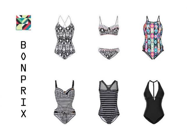 Modne kostiumy kąpielowe 2017