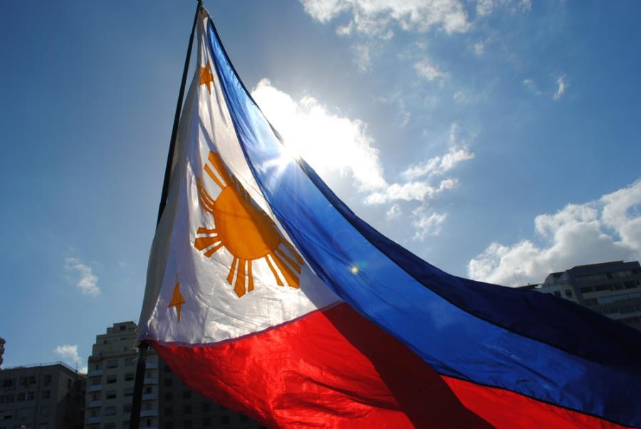 Filipiny flaga