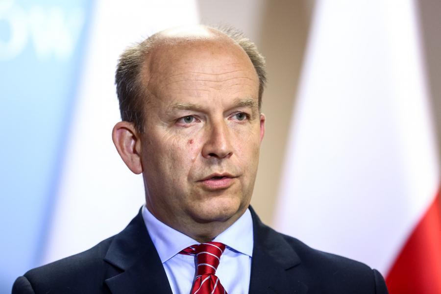 Minister Konstanty Radziwiłł