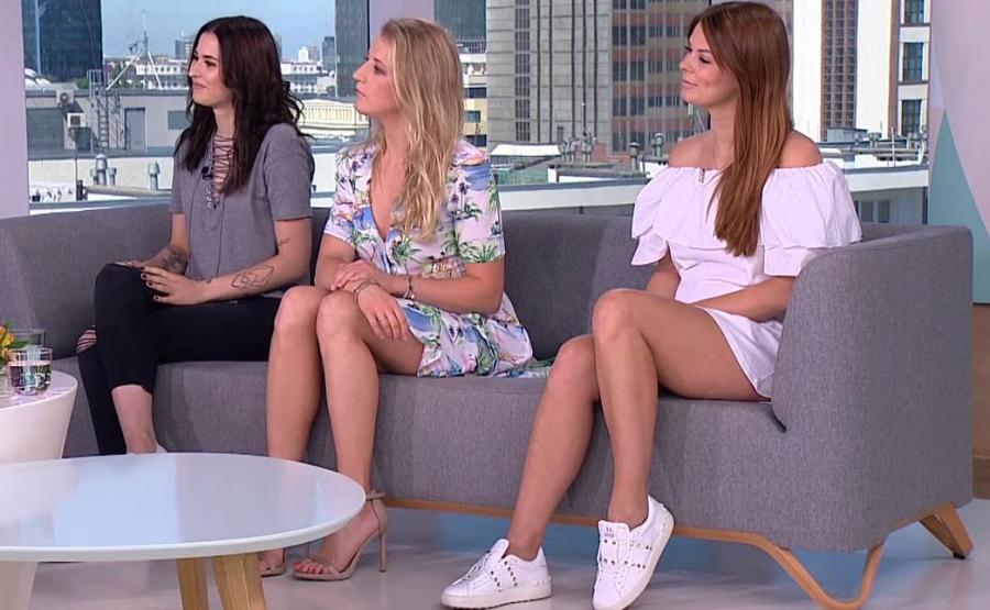 Lara Gessler, Pola Kukiz i Małgorzata Tomaszewska