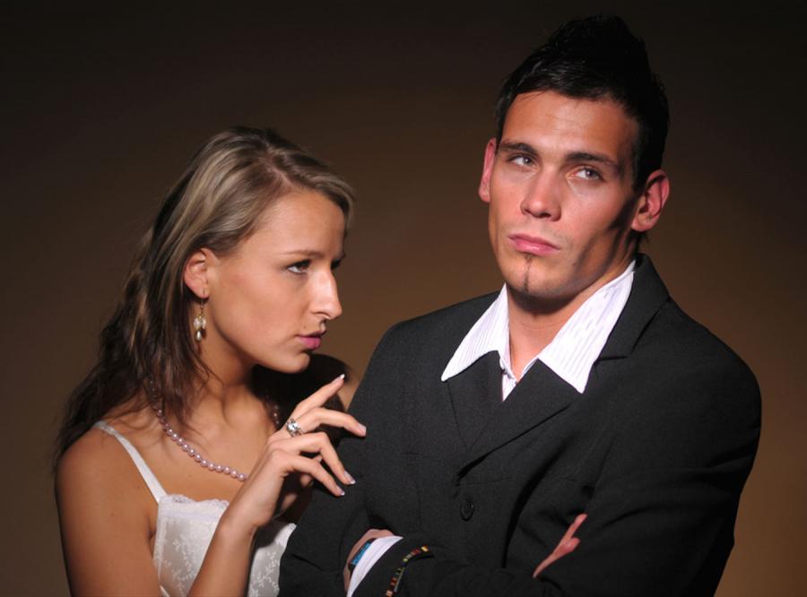 3 rzeczy, których nie wolno mówić mężczyźnie