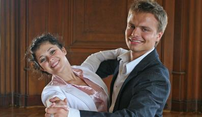 Kasia Cichopek i Marcin Hakiel lubią kręgle