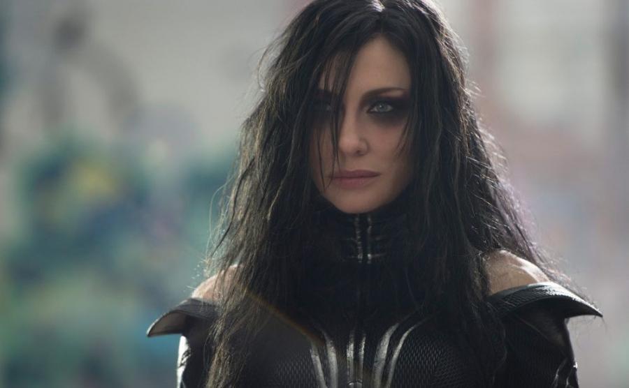 Cate Blanchett jako Hela z piekła rodem