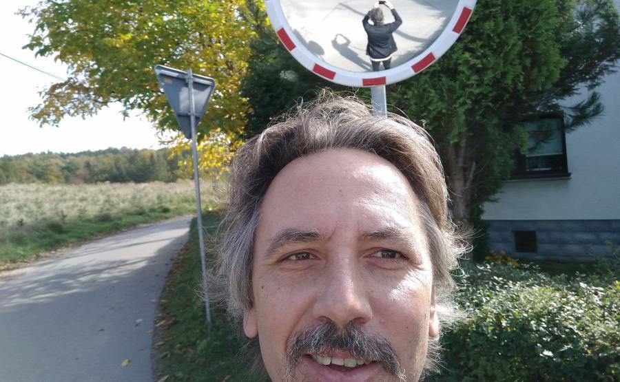 Wiko WIM Lite - zdjęcie zrobione aparatem przednim