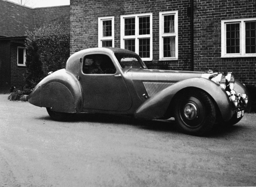 100 Coupe, 1938