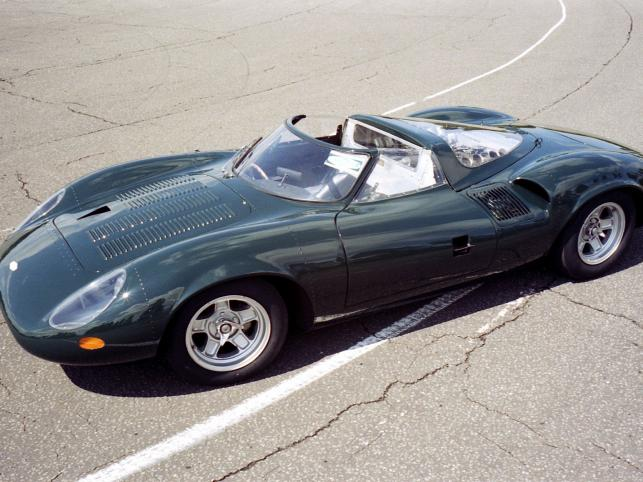 XJ13, 1966