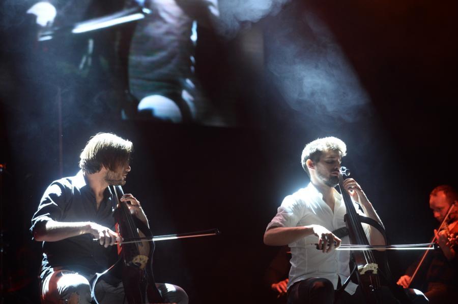 2 Celos zagrali na warszawskim Torwarze 20 listopada 2017 roku