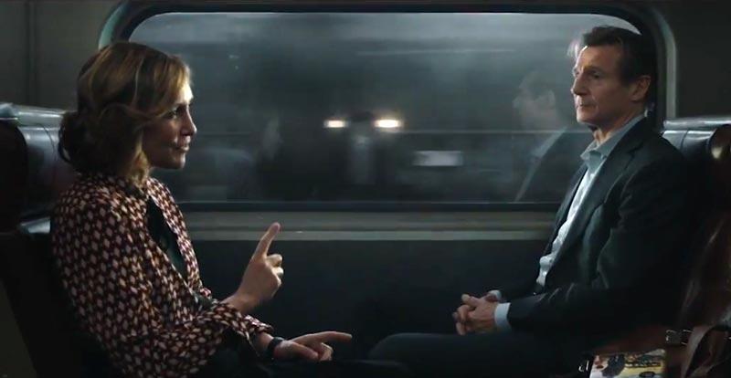 Vera Farmiga oraz Liam Neeson w filmie \