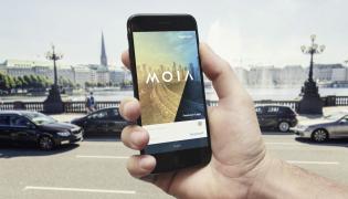 Młoda berlińska firma po 12 miesiącach pracy zaprezentowała swoją koncepcję współdzielonych przejazdów