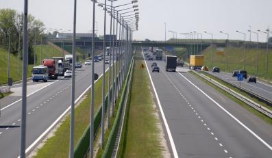 Idealna polska autostrada