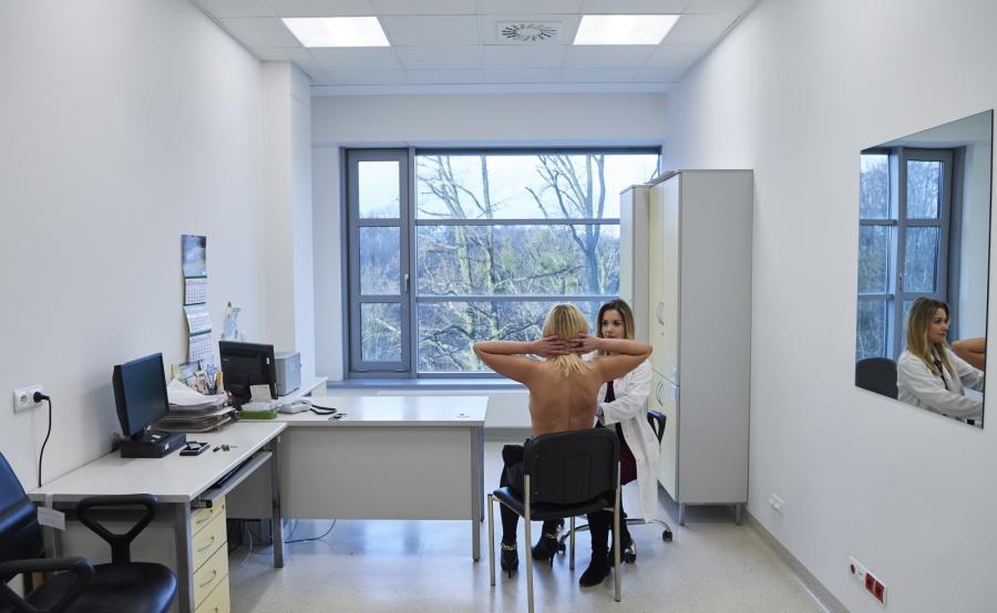 Gdańsk. Nowoczesna poradnia chorób piersi otwarta