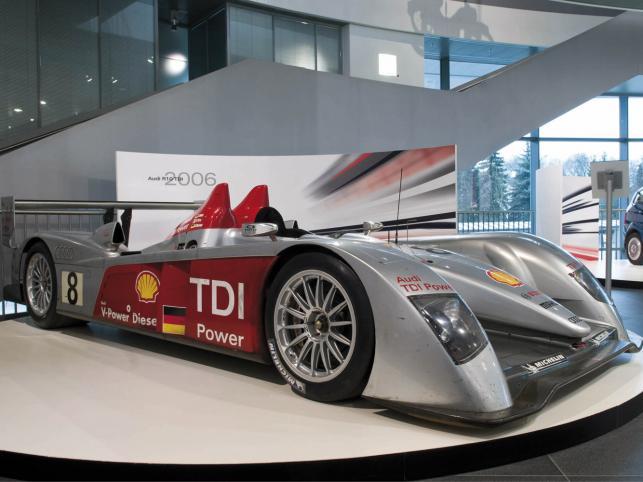 Audi R10 Le Mans
