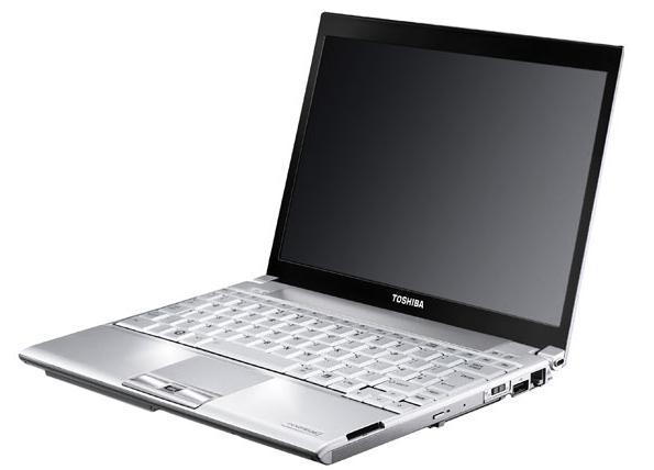 Nowy laptop Toshiby cieńszy od MacBooka Air?