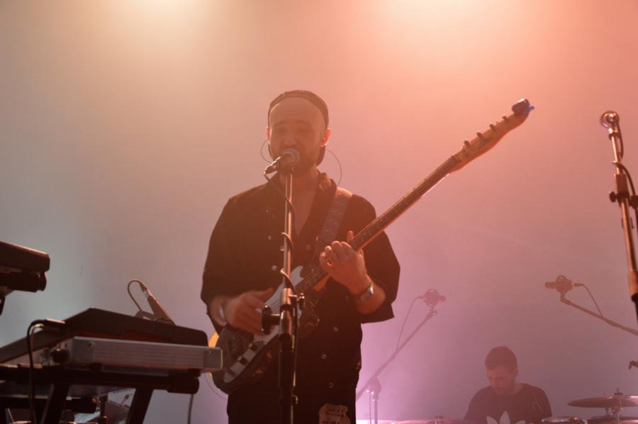 Buslav. Koncert w klubie Niebo, Warszawa; 14.03.2018