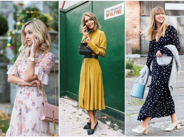 f8bd65c4 Sukienka - obowiązkowy element wiosennej garderoby. STYLIZACJE ...