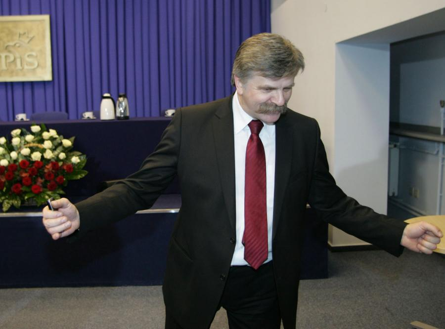 Krzysztof Putra nie poleciał do Berlina