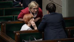 Beata Kempa, Elżbieta Rafalska i Beata Szydło