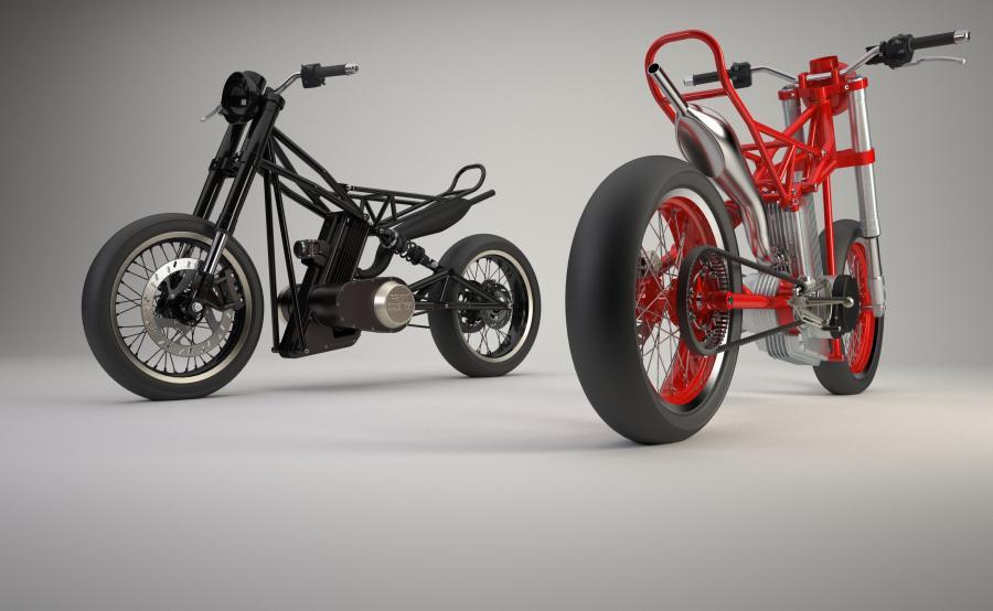 Na początku WSK nowej generacji pojawi się z dwusuwowym silnikiem o pojemności 125 ccm
