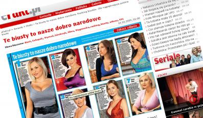 Poznaj najpiękniejsze polskie piersi