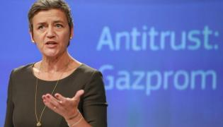 Komisarz KE Margrethe Vestage