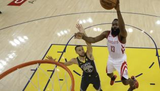 James Harden i Stephen Curry