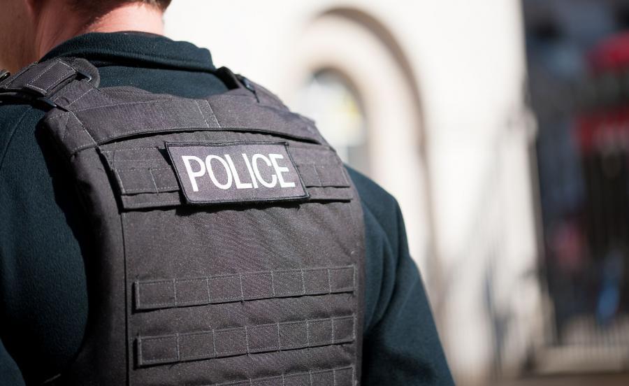 Brytyjska policja