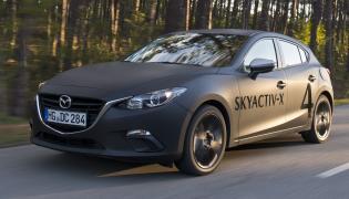 Mazda 3 z silnikiem Skyactiv X
