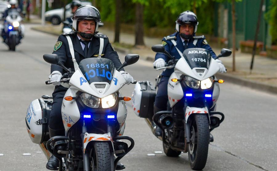 Argentyńska policja