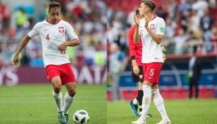 Thiago Cionek i Jan Bednarek