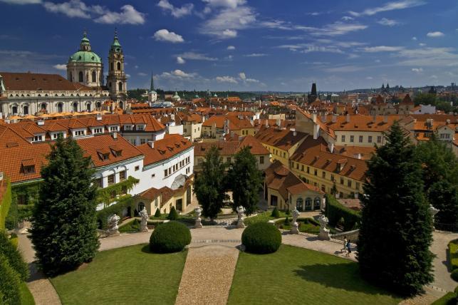 Praga. Fot. COEX.cz