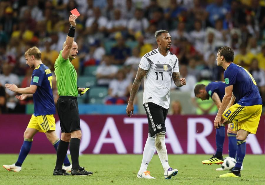Niemcy- Szwecja