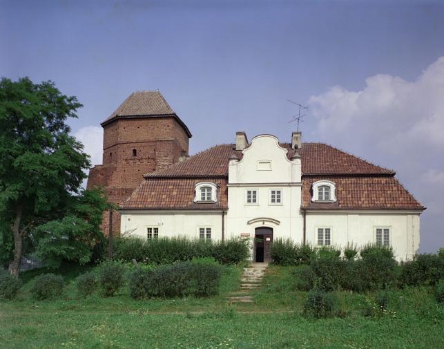 Liw - zamek książąt mazowieckich