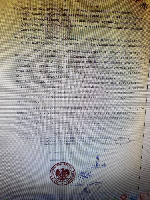 Akta IPN / Grzegorz Osiecki