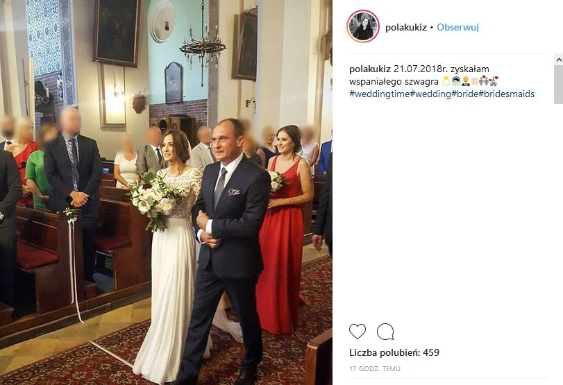 ślub córki Pawła Kukiza, Julii Kukiz