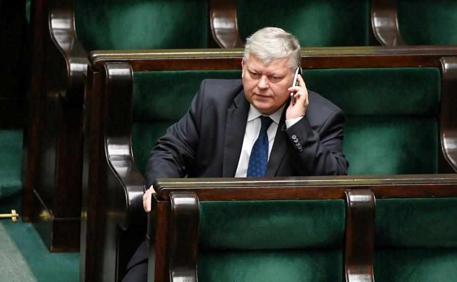 Minister Marek Suski