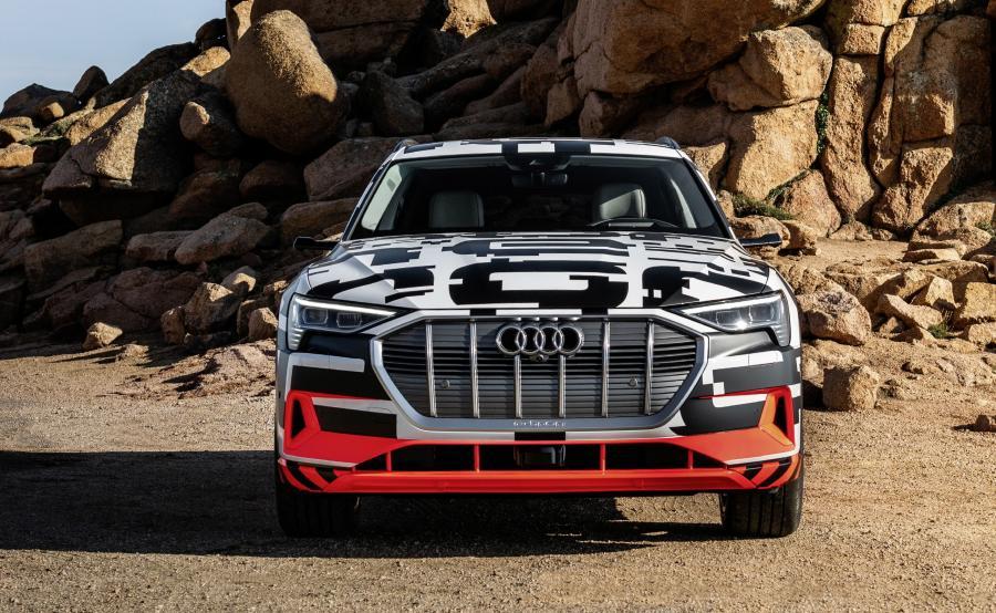 Audi e-tron przeszedł 5 mln km testów