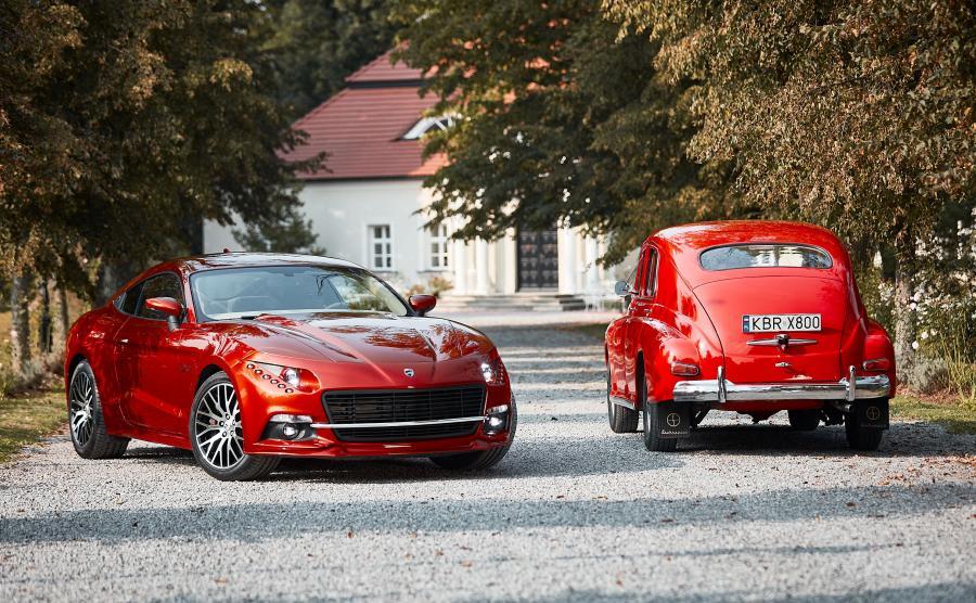 Warszawa M20 GT i M20