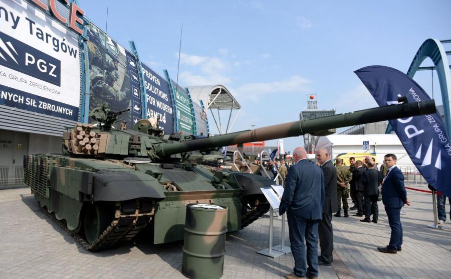 Czołg PT-91M2