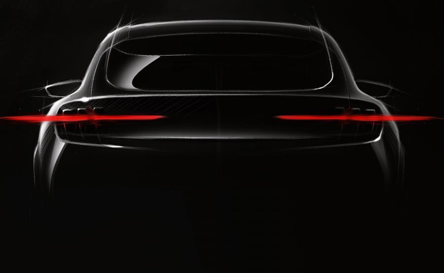 Ford wprowadzi na rynek w pełni elektryczny model SUV