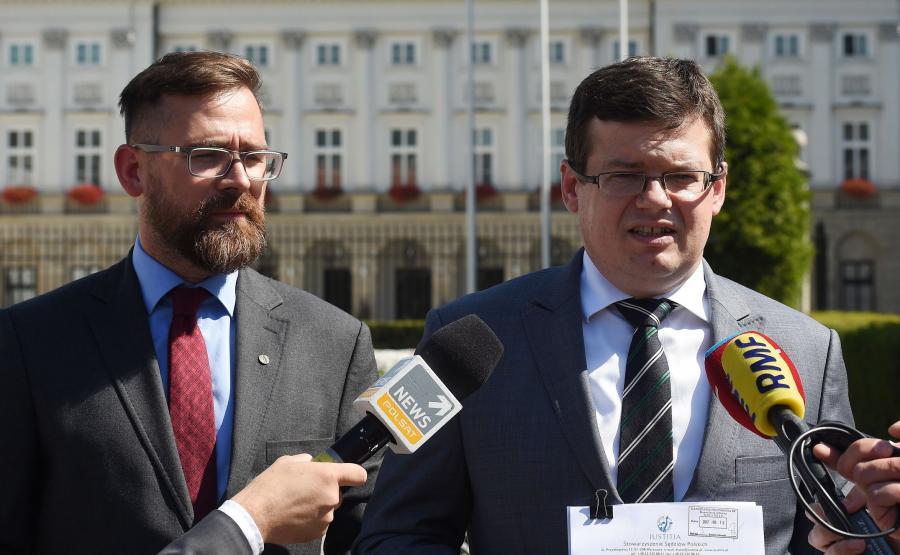 Prezes Stowarzyszenia Sędziów Polskich \