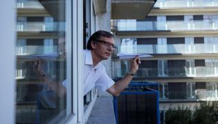 Tadeusz Węgrzynowski 2 Fot. Maksymilian Rigamonti