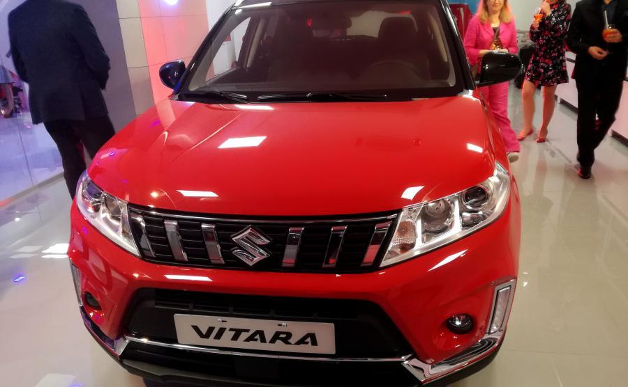 Suzuki Vitara w nowej odsłonie
