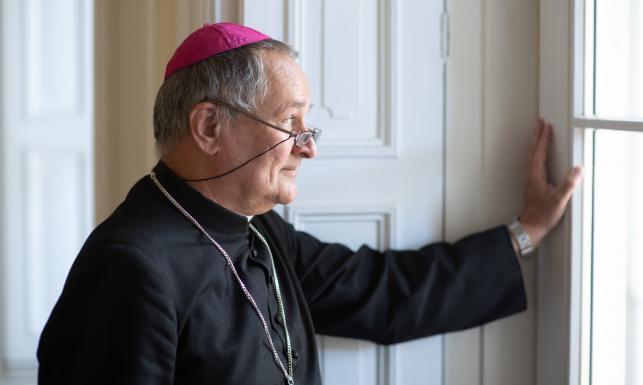 Biskup Michał Janocha do Mazurka: Ludzie Kościoła popełniają grzechy od dwóch tysięcy lat, tak było i tak będzie